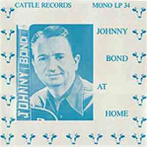Johnny Bond - Johnny Bond At Home download free